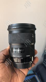 F1.4 Sigma Art 50mm Lens | Accessories & Supplies for Electronics for sale in Lagos State, Lagos Mainland