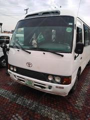 Toyota Coasta Bus 2014 For Hire | Chauffeur & Airport transfer Services for sale in Lagos State, Ikeja