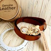 Original Ferragamo Leather Belt Collection | Clothing Accessories for sale in Lagos State, Surulere