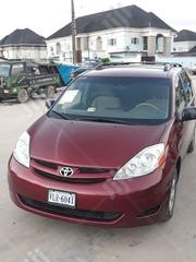 Toyota Sienna 2008 LE Red | Cars for sale in Lagos State, Lagos Mainland