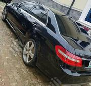Mercedes-Benz E350 2010 Black | Cars for sale in Abuja (FCT) State, Lugbe