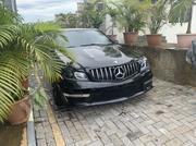 Mercedes-Benz C63 2012 Black | Cars for sale in Abuja (FCT) State, Asokoro