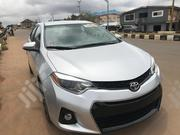 Toyota Corolla 2015 Silver   Cars for sale in Abuja (FCT) State, Wuye