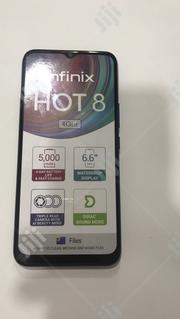New Infinix Hot 8 32 GB Black | Mobile Phones for sale in Lagos State, Ikeja