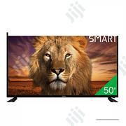 "Syinix 50"" Inch Android 4K UHD Smart LED TV - 50A710U 