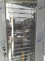 3ft Stainless Glass Steel Door For Sale | Doors for sale in Lagos State, Mushin