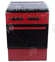 Maxi 3 Gas + 1 Electric Cooker (Made In Turkey)   Kitchen Appliances for sale in Lagos State, Ojo