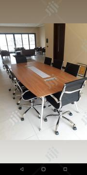 8seates. Conference Table. Special Design   Furniture for sale in Lagos State