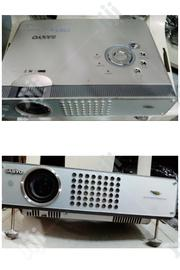 Clean Sanyo Projector | TV & DVD Equipment for sale in Delta State, Aniocha South