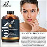 Art Naturals Argan Oil Of Morocco For Face, Body And Hair   Hair Beauty for sale in Lagos State, Lagos Mainland