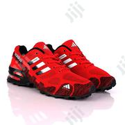 Adidas Slim Sole Runner in Red   Shoes for sale in Lagos State, Lagos Island