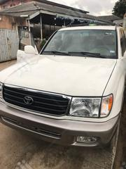 Toyota Land Cruiser 2004 White | Cars for sale in Lagos State, Ikotun/Igando