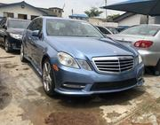 Mercedes-Benz E350 2011 Blue | Cars for sale in Lagos State, Ikeja