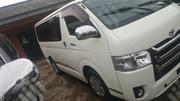 Toyota Hiace Bus 2016 White | Buses & Microbuses for sale in Lagos State, Oshodi-Isolo