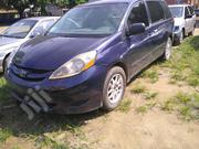 Toyota Sienna 2006 Blue | Cars for sale in Lagos State, Mushin