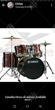 Quality Yamaha Drum Set | Musical Instruments & Gear for sale in Lagos State, Ojo