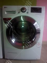 Neat As New Uk Used 7kg Lg Washing Machine Wash And Spin | Home Appliances for sale in Lagos State, Victoria Island