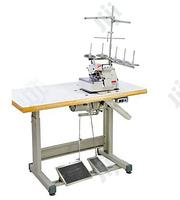 Emel 5-Thread Industrial Overlock Machine757 With Automatic Lubricatin | Home Appliances for sale in Osun State, Osogbo