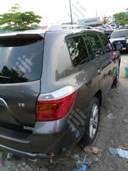 Toyota Highlander 2009 Limited Gray   Cars for sale in Lagos State, Apapa