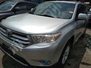 Toyota Highlander 2013 Limited 3.5l 4WD Silver   Cars for sale in Lagos State, Apapa