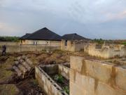 A Half A Plot With 2 Bedroom & Self Contained Foundation. | Land & Plots For Sale for sale in Lagos State, Ikorodu