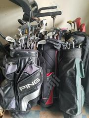 Golf Sticks And Bags | Sports Equipment for sale in Rivers State, Eleme