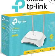 TP-LINK TL-WR840N 300mbps Wifi Router | Networking Products for sale in Lagos State, Ikeja