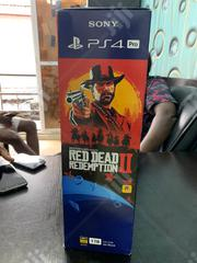 Brandnew Open Ps4 Pro With Red Dead 3 Game | Video Game Consoles for sale in Lagos State, Ikeja