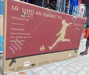 "LG 70""Inches Smart Internet Uhd 4K TV 