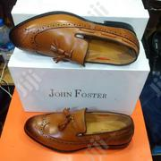 Brown Quality John Foster Men Shoe | Shoes for sale in Lagos State