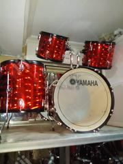 Original Drum Set.5 Set Yamaha Good Product | Musical Instruments & Gear for sale in Lagos State, Ojo