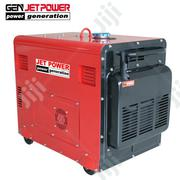 ✓ Original Lutian Diesel's 6kva Silent Sound Proof Key Start 100% Coil | Electrical Equipments for sale in Lagos State, Ojo