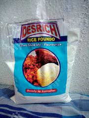 Desrich Rice Poundo For Fas Meal, Just Give It A Try | Meals & Drinks for sale in Lagos State, Ajah