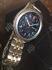 Samsung Gear S3 Frontier | Smart Watches & Trackers for sale in Edo State, Benin City