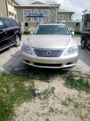 Lexus LS 2011 460 Gold | Cars for sale in Lagos State, Ajah