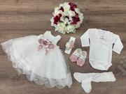 Dedication Christening Dress | Children's Clothing for sale in Lagos State, Amuwo-Odofin