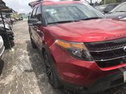 Ford Explorer 2014 Red | Cars for sale in Lagos State, Lekki Phase 1