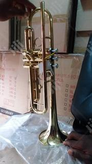 Gold Yamaha Trumpet | Musical Instruments & Gear for sale in Lagos State, Ojo