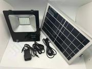 50w Automatic Flood Light With Solar Panel | Solar Energy for sale in Lagos State, Ojo