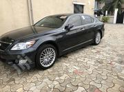 Lexus LS 2011 460 Blue | Cars for sale in Lagos State, Lekki Phase 1