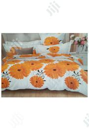 Sunflower Duvet and Bedsheet Set | Home Accessories for sale in Lagos State, Ikeja