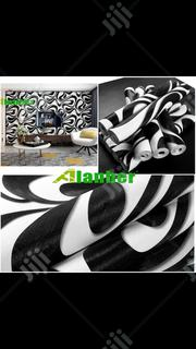 Black Et White Design Wall Paper | Home Accessories for sale in Lagos State, Ikeja