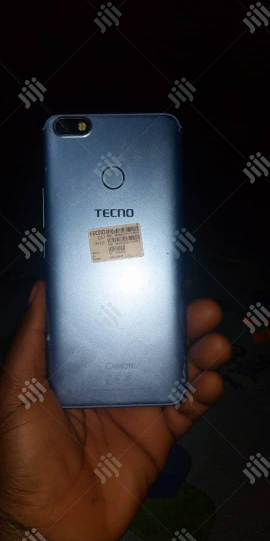 Archive: Tecno Camon X 16 GB Blue