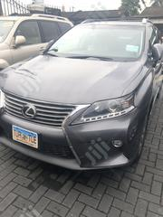 Lexus RX 2015 350 F Sport AWD Gray | Cars for sale in Lagos State, Surulere