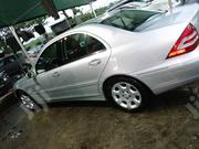 Mercedes-Benz C280 2005 Silver   Cars for sale in Lagos State, Amuwo-Odofin