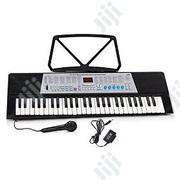 54-keys-learners-keyboard-piano-with-adapter-xy-813 | Musical Instruments & Gear for sale in Lagos State, Ojo