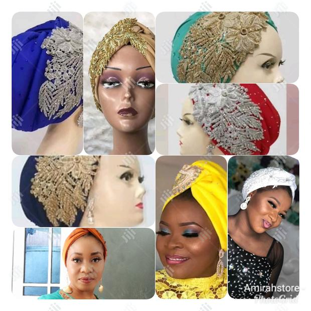 Archive: Turban Available In Colours