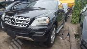 Mercedes-Benz M Class 2009 Black   Cars for sale in Lagos State, Apapa