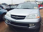 Acura MDX 2002 Silver | Cars for sale in Lagos State, Ikeja