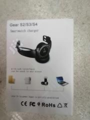 Samsung Gear2/3/4 Charger | Accessories for Mobile Phones & Tablets for sale in Abuja (FCT) State, Wuse 2